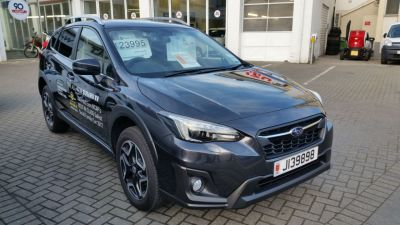 Subaru XV 2.0i SE Premium 5dr Lineartronic Four Wheel Drive Petrol Dark Grey Metallic at Bagot Road Garage Ltd Jersey